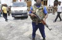 На Шрі-Ланці затримали двох підозрюваних в організації вибухів у великодню неділю