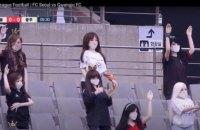Корейський клуб чекає суворе покарання за розміщення секс-ляльок на матчі чемпіонату