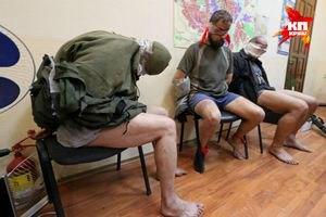 Сепаратисты заявили об освобождении двух из трех захваченных СБУшников