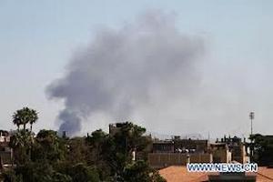 Сирія: терористи-смертники напали на базу розвідслужби ВПС
