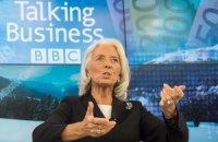 Глава МВФ исполнит танец живота, если США поддержат реформу фонда