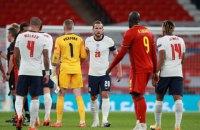 Первая команда рейтинга ФИФА проиграла родоначальникам футбола матч Лиги наций