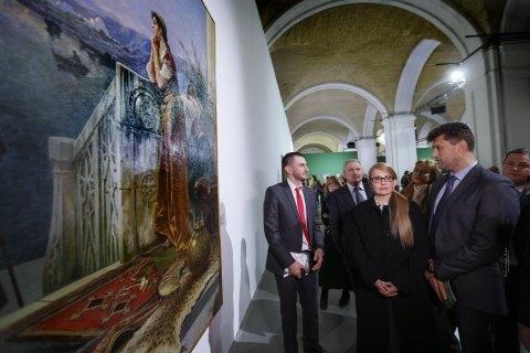 Тимошенко: мы вернем Крым