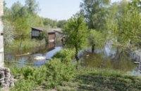 У Херсонській області 59 будинків залишаються підтопленими другу добу