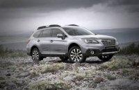 Новий Subaru Outback 2017 року за унікальну ціну в новому кольорі лімітованої версії