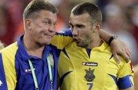 Блохін наразі не відмовив Шевченкові в прощальному матчі