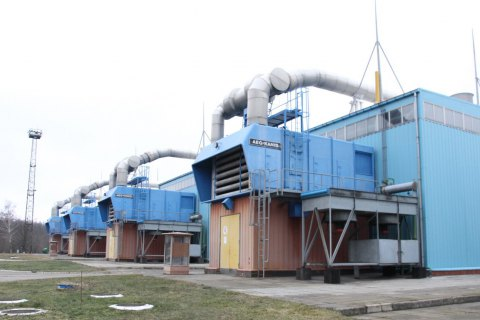"Кабмин утвердил проект реконструкции газокомпрессорной станции ""Бар"" за 2,3 млрд гривен"