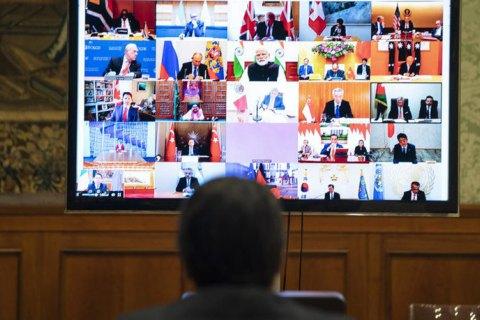 Лідери країн G20 підтвердили заморозку виплат боргових зобов'язань для бідних країн до середини 2021 року