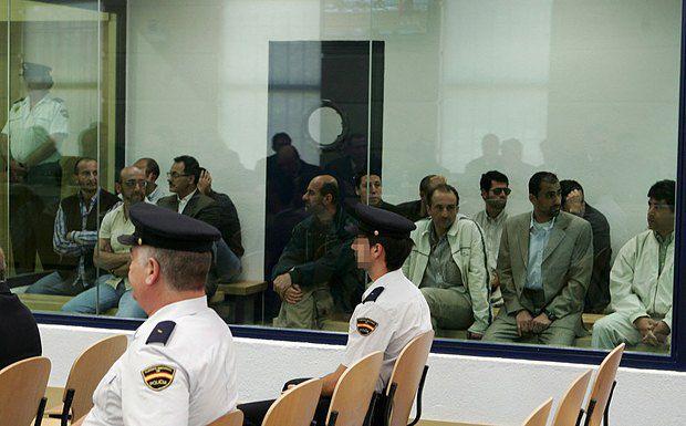 Задержанные по обвинению в организации терактов