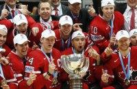 Канада виграла чемпіонат світу з хокею