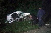 В ДТП в Хмельницкой области погибли три человека, еще трое травмированы