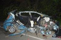 Два человека погибли и пять пострадали в ДТП с участием хмельницкого чиновника