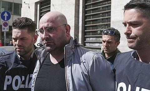 """В Италии арестован главарь мафиозной группировки """"Каморра"""""""