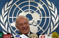 Новый раунд женевских переговоров по Сирии пройдет в июне