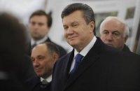 Янукович: я имею право думать о втором сроке, и это реально