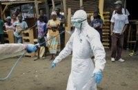 Ебола повернулася до Ліберії після 7-тижневої перерви