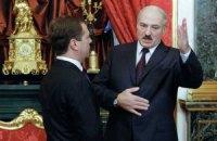 Гостелевидение Беларуси напало на Медведева