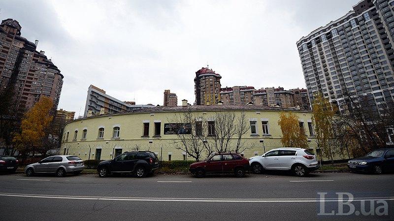 Башта по вул.Коновальця