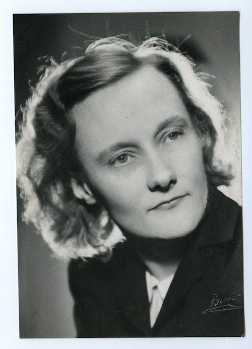 Астрід Ліндгрен в 1942