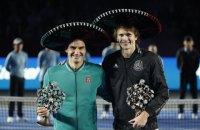 Двобій Федерера і Звєрєва побив тенісний світовий рекорд за відвідуваністю