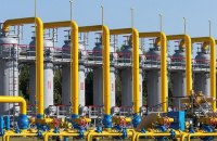 Украина в 2020 году увеличила импорт газа на 30%