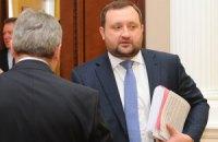 Арбузов: курс гривні падає через політичну ситуацію