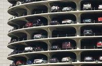 Инвесторам предложат строить паркинги в центре Киева (адреса)