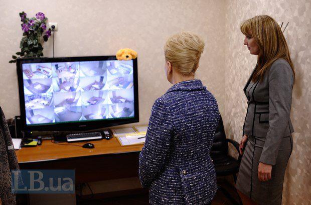 Родители могут при помощи веб-камер наблюдать, как проводят время в садике их дети