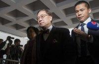 Экс-глава Гонконга получил 20 месяцев тюрьмы