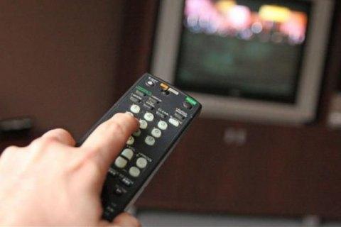 В Україні заборонили мовлення ще трьох російських телеканалів