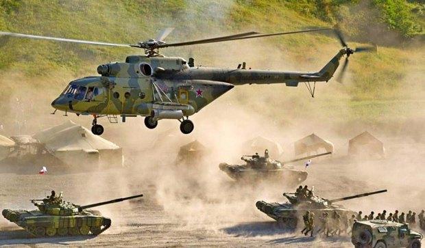 Совместные военные учения РФ и Беларуси