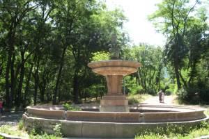 В Одессе благоустроят парк Шевченко