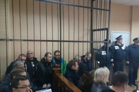 """""""ДНР"""" внесла підсудних у справі 2 травня до списку на обмін"""