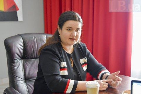 """Маркарова: """"Безвизовый режим с США - это моя мечта, над которой я буду работать"""""""
