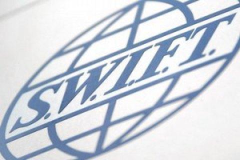 Украина попросила отключить Россию от SWIFT в случае новой агрессии