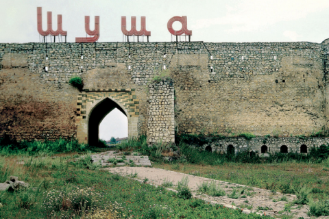 Азербайджан объявил отбитый у армян город Шуша своей культурной столицей