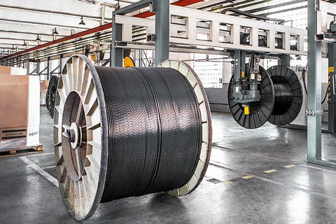 Украина ввела спецпошлины на импортные провода и кабели