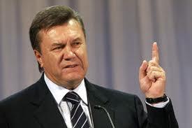 """Янукович намерен спасти экономику Украины политикой """"национального эгоизма"""""""