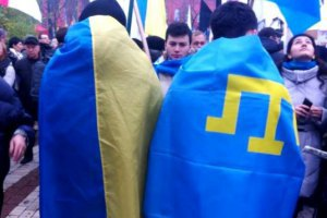 У Криму затримали татарина за участь у проукраїнському мітингу