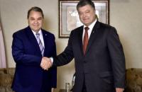 Порошенко закликав спікера парламенту Мальти визнати Голодомор геноцидом українського народу
