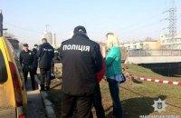 В центре Харькова нашли труп мужчины в мешке