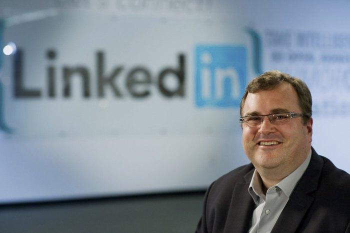 Основатель LinkedIn Рид Хоффман