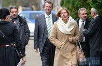 Бригинца и Ляпину не пускали на съезд оппозиции
