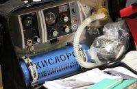 Оборудование для украинских скорых будет отвечать передовым европейским стандартам, - Минздрав