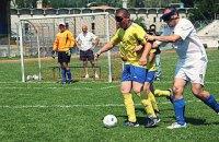 Футбол на слух і дотик: боротьба за гру для незрячих
