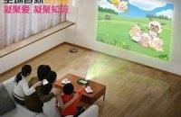 Китайці анонсували планшет із вбудованим проектором