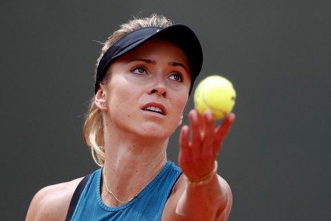 Свитолина вышла в четвертьфинал Открытого чемпионата Канады