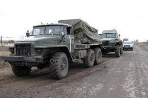 """Солдат РФ розповів, як півроку возив снаряди для """"Градів"""", які обстрілювали Донбас через кордон"""