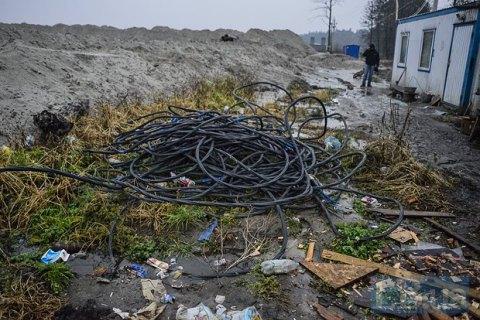 У Київській області намагалися вкрасти 8 км кабелю спецзв'язку