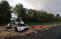 В Украине произошло первое смертельное ДТП с участием Tesla